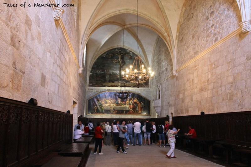 RASCAFRÍA - Monasterio de Santa María de El Paular