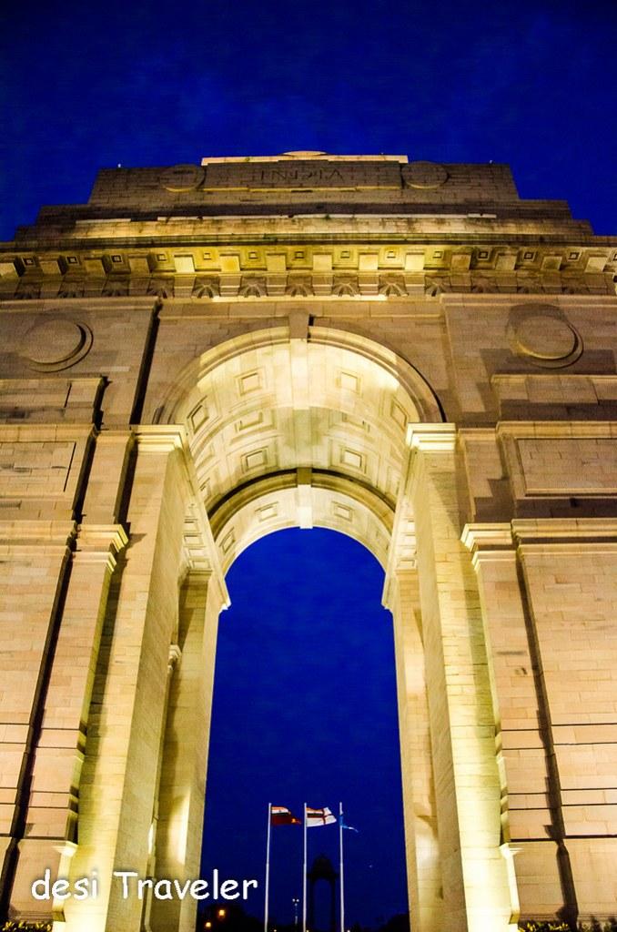 Jai Hind India Gate