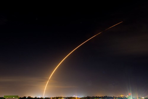 SpaceX Falcon9 Eutelsat Launch - March 1, 2015