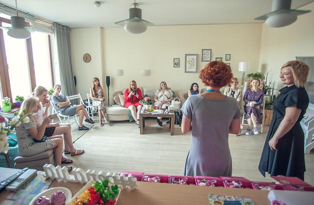 11 PeNa Анна Соколова серия Франжипани презентация