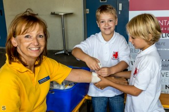 Familiensommer 2016 - Kinderblaulichttag