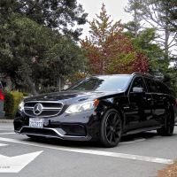 2014 Mercedes-Benz E63 AMG Wagon spotted in Carmel, CA