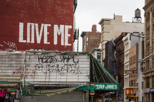 Love Me - New York City