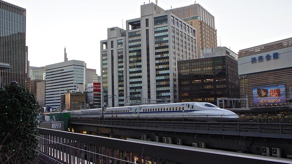 Tokyo Kotsu Kaikan's Garden Terrace