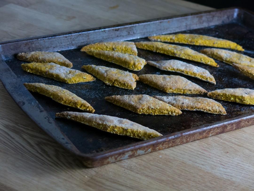 Pumpkin Pooch Snacks | infinebalance #recipe