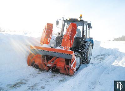 Истребитель снега