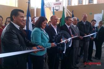 Casa del migrante inauguró espacio lúdico