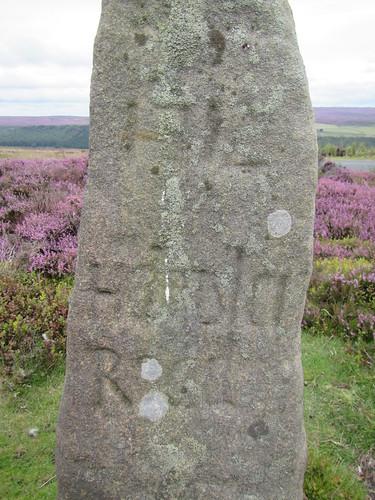 Bransdale Boundary Stones