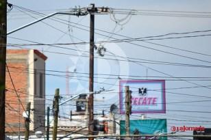 Muere trabajador municipal por electrocución en obras del Colector Alameda