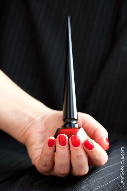 06 Christian Louboutin   Rouge Louboutin Vernis swatches