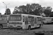 ЛиАЗ-5256 сзади
