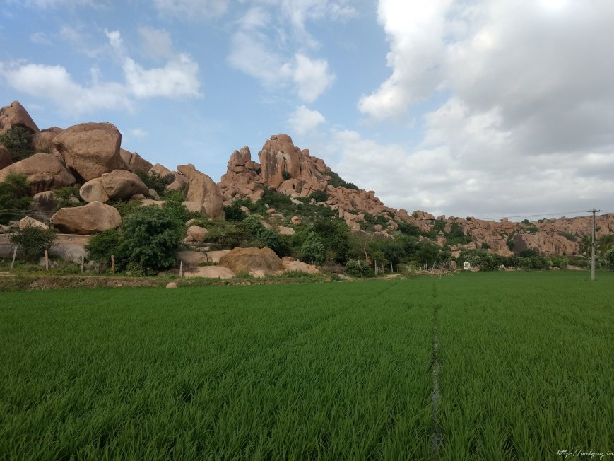 rocks at hampi