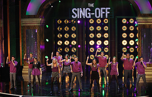 The Sing-Off: Competición de Canto A Capella por Grupos