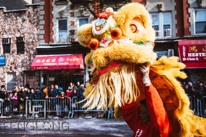 Chinatown Chinese New Year Parade 2015   New York City