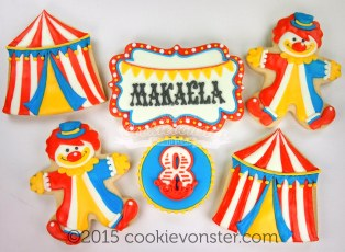New Circus set ©Cookievonster2015