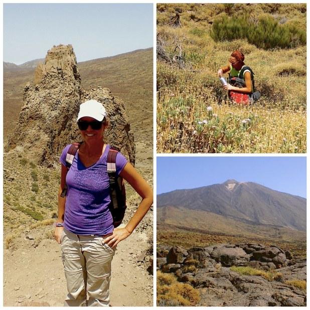 Senderismo Parque Nacional Teide
