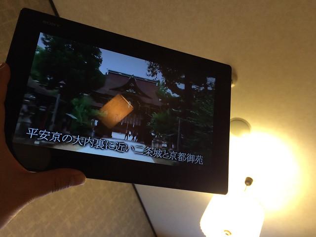 タブレット動画