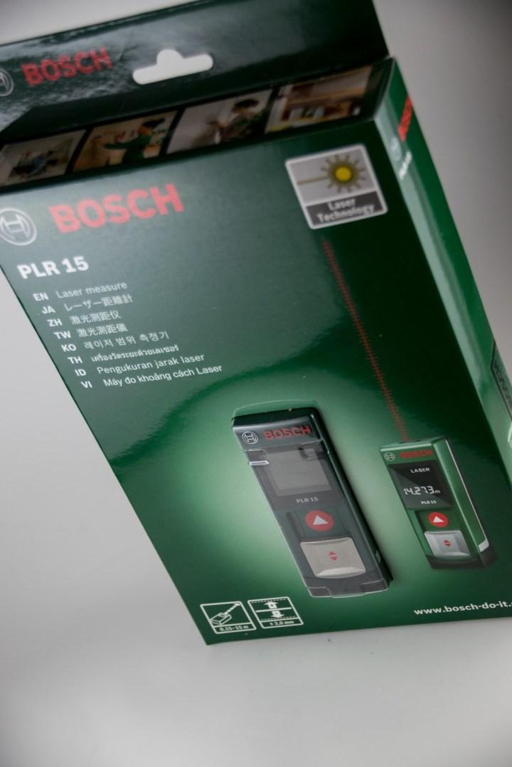 BOSCH(ボッシュ) レーザー距離計[PLR15]