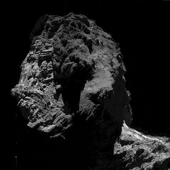 67P from a distance of 14km on 20 September 2016