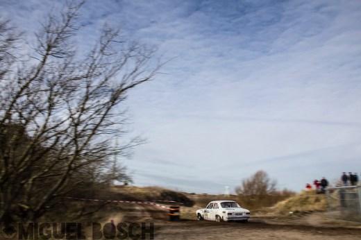 Nederlands Short Rallykampioenschap. Round 1 Circuit Short-Rally Zandvoort 28 February 2015