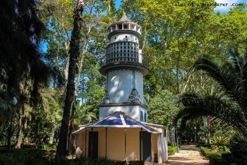 CASTELLÓN DE LA PLANA - Parque Ribalta - Palomar