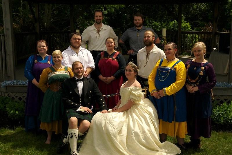 Royal Family Portrait