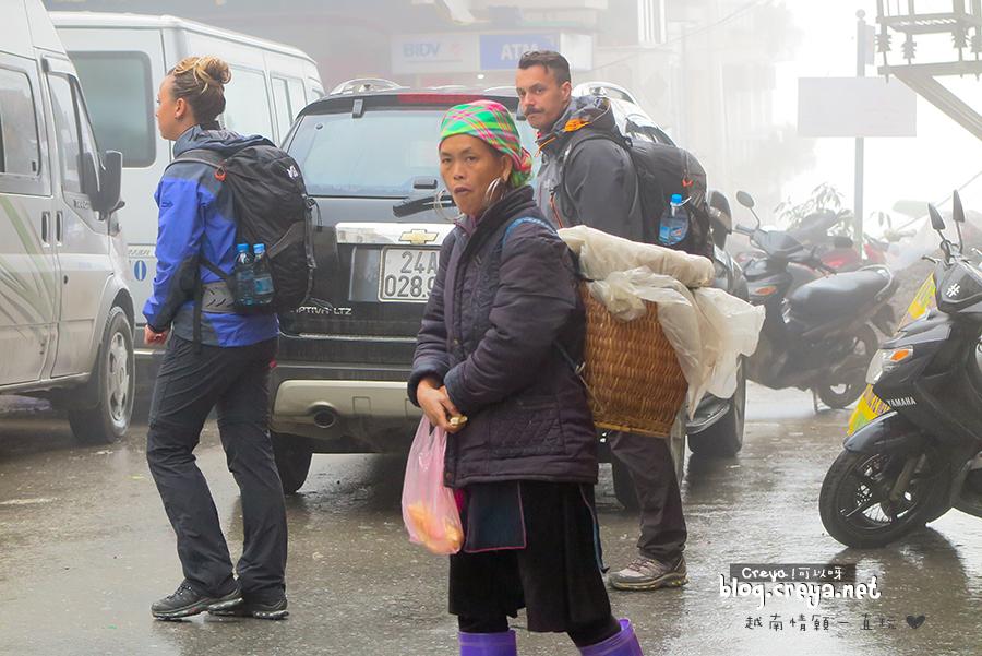 2015.02.22| 越南情願一直玩| 到這裡你才是少數民族的北越沙壩 Sapa 11.jpg