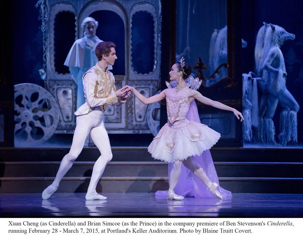 Ben Stevenson's Cinderella - Winter 2015