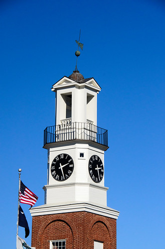 Winnsboro Clock Tower-008