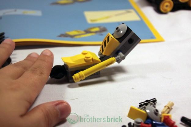 70814 Emmet's Construct-o-Mech Review