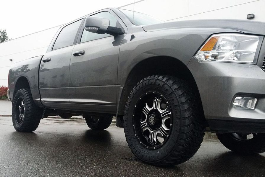 WER Mopar   Dodge Ram Truck Tire Size Guide With RAM or Dodge building trucks for decades  this guide will attempt to  address many of the models out there