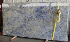 Sodalite Blue Granite Slabs