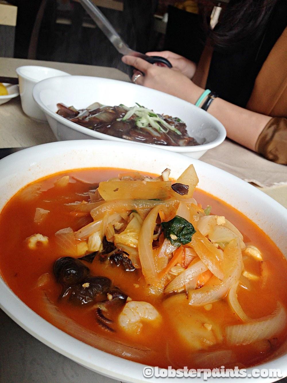 1 Oct 2014: Breakfast at Xing Chairo 씽차이로   Seoul, South Korea