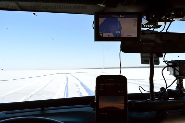 1024 - driving off lake - DSC_2131