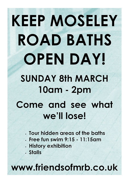 Open day poster 2015