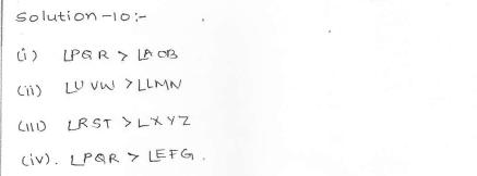 RD SHARMA class_6 solutions 11.Angles Ex_11.1 Q 10
