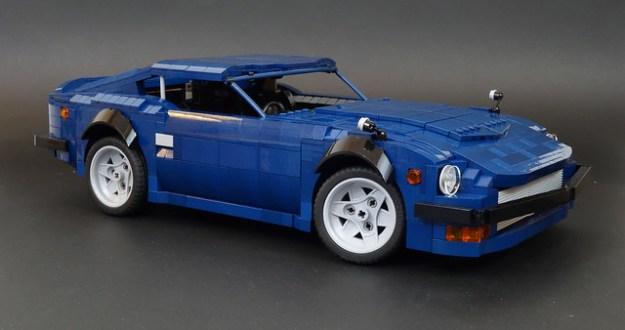 Datsun 240Z by Legomarat