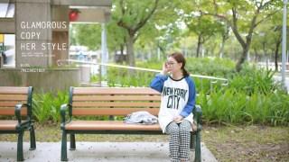 [穿搭] MUSICA ♥ 好久不見大安森林公園