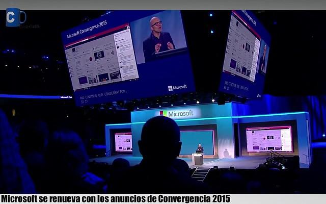 Microsoft Convergencia 2015