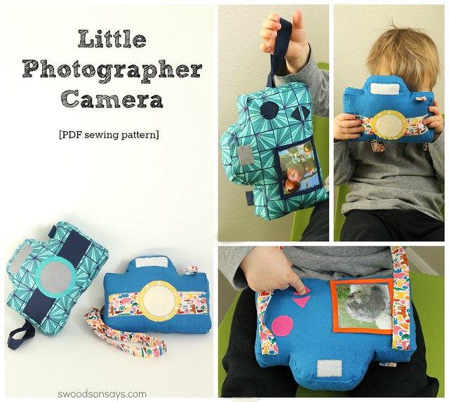 Little Photographer Camera
