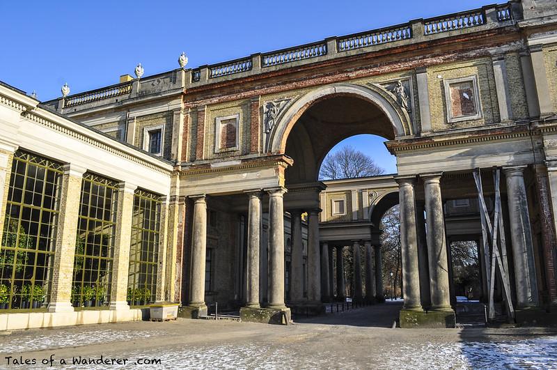 POTSDAM - Park Sanssouci - Orangerieschloss