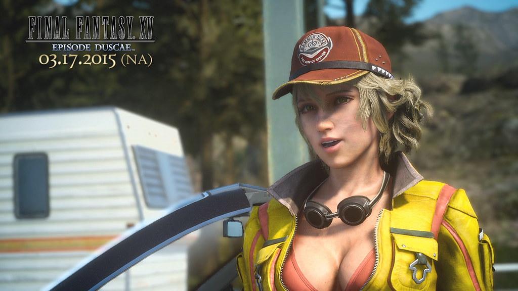 Final Fantasy XV Gamescom 2015 Schedule Revealed 2