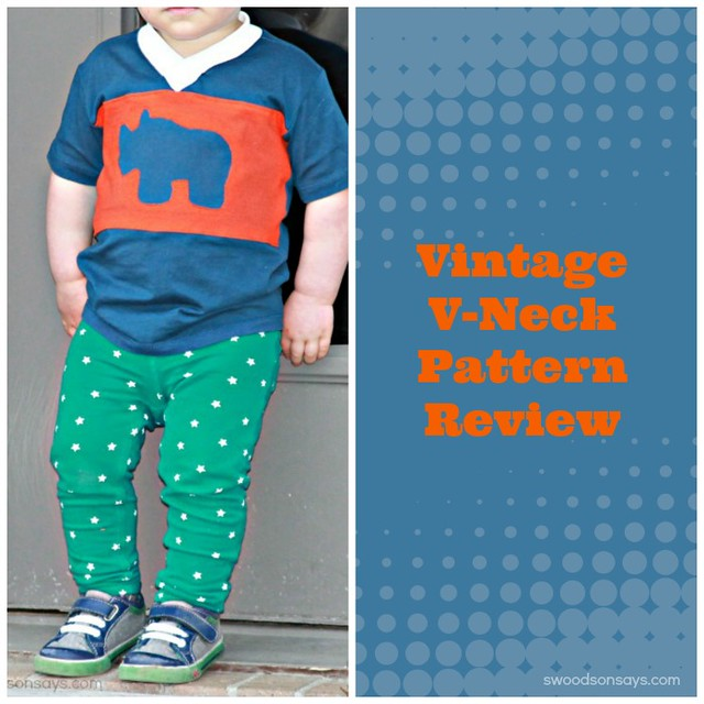 Vintage Vneck Review