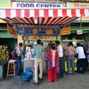 India - Maharashtra - Mumbai - Food Corner - 3.