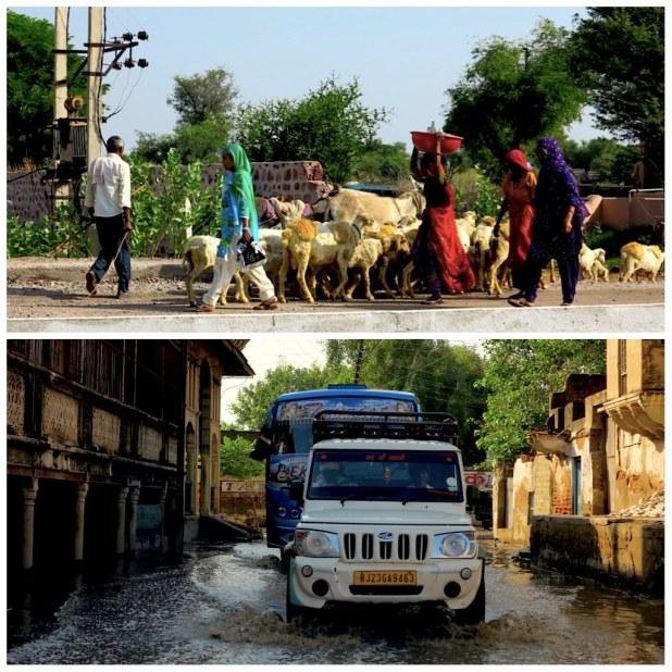 Ciudad de Bikaner, India