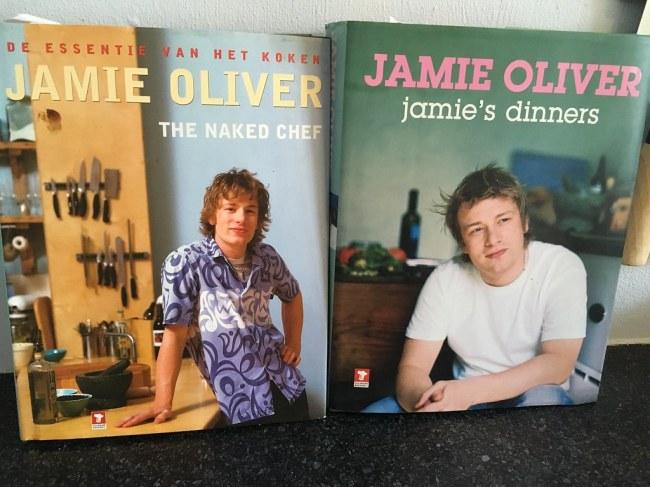 Jamie Oliver kookboek keukenprins