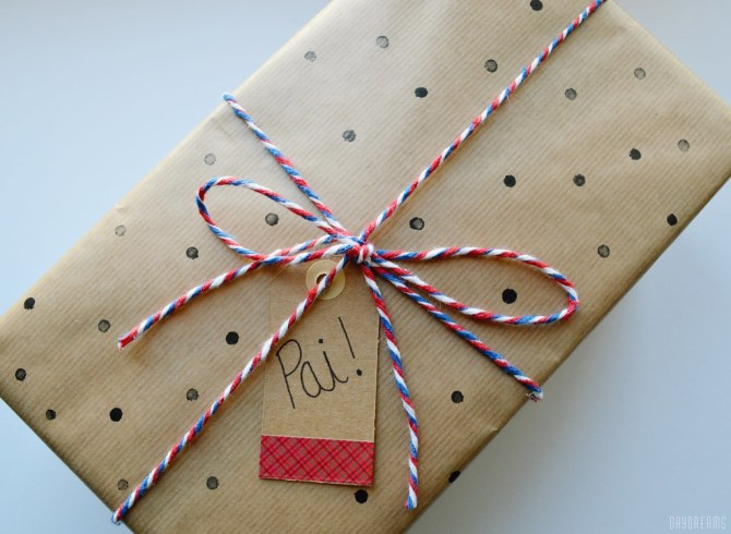 Embrulhos personalizados Natal 8
