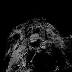 Comet 67P from 13km distance