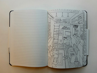 coloring notebook - 4