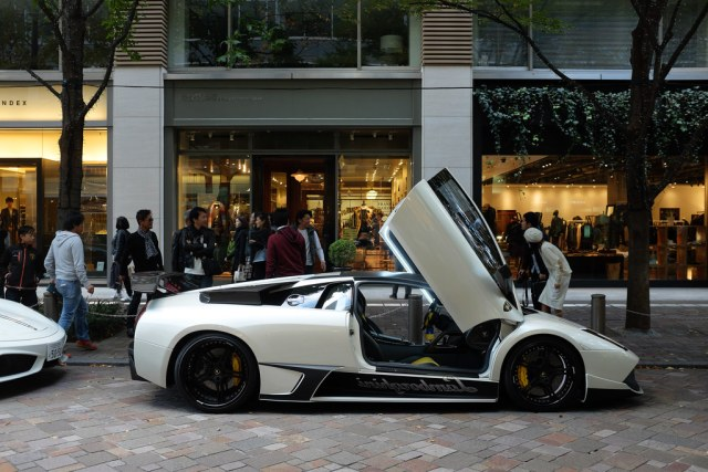 Lamborghini Murciélago 2014/11/23 X1003105
